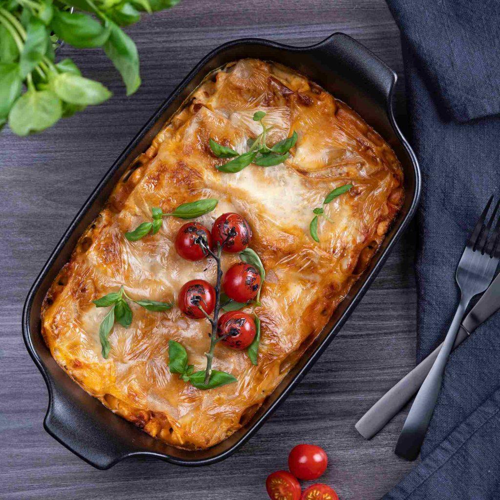 Lasagne Recept